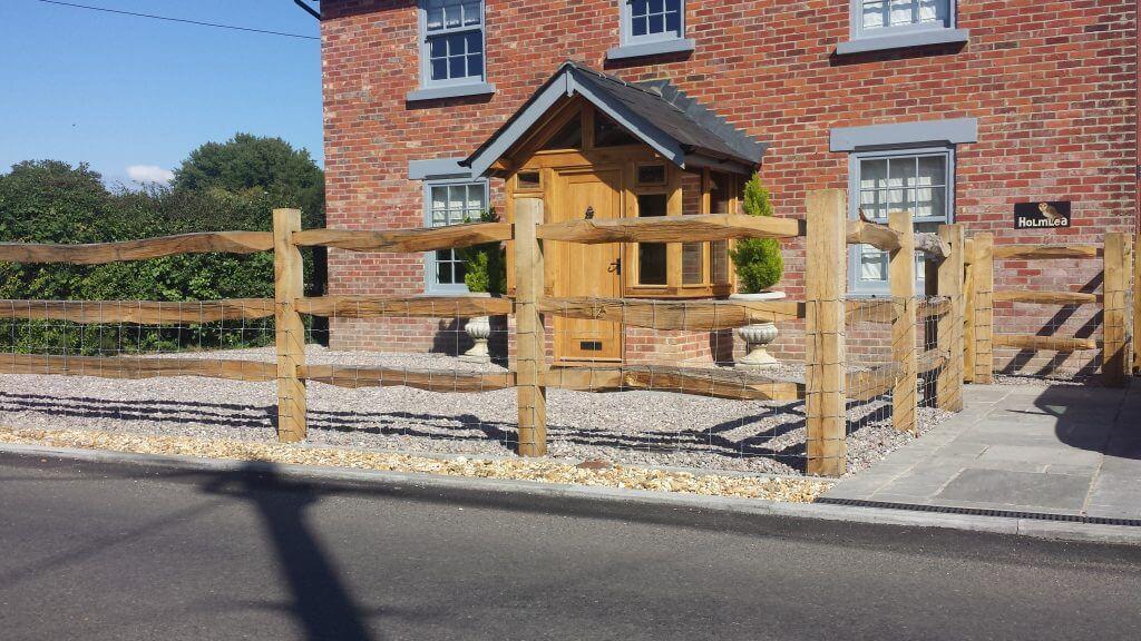 Gates & Bespoke Timber Fencing